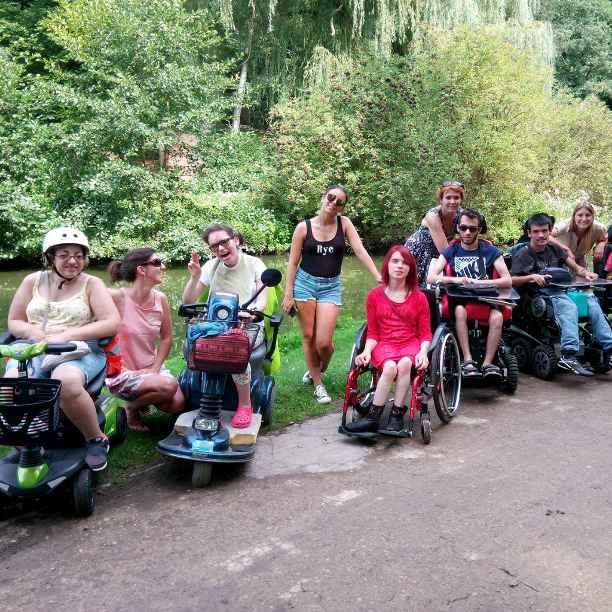 Côte-à-Côte favorise l'autonomie d'handicapés moteurs